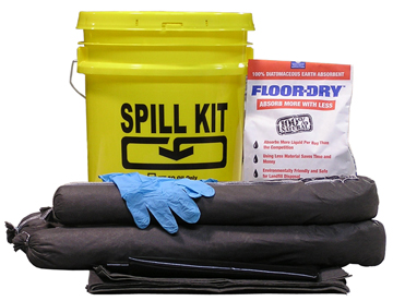 5 Gallon Spill Kit LARGE