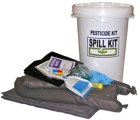 5 Gallon Pesticide Spill Kit