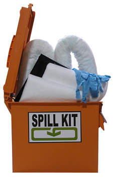 Marine/Dry Box Spill Kit