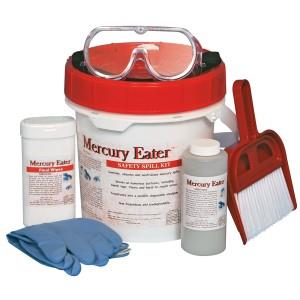 Mercury Spill Kit LARGE