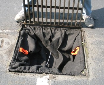 Storm Drain Defender-Rectangle