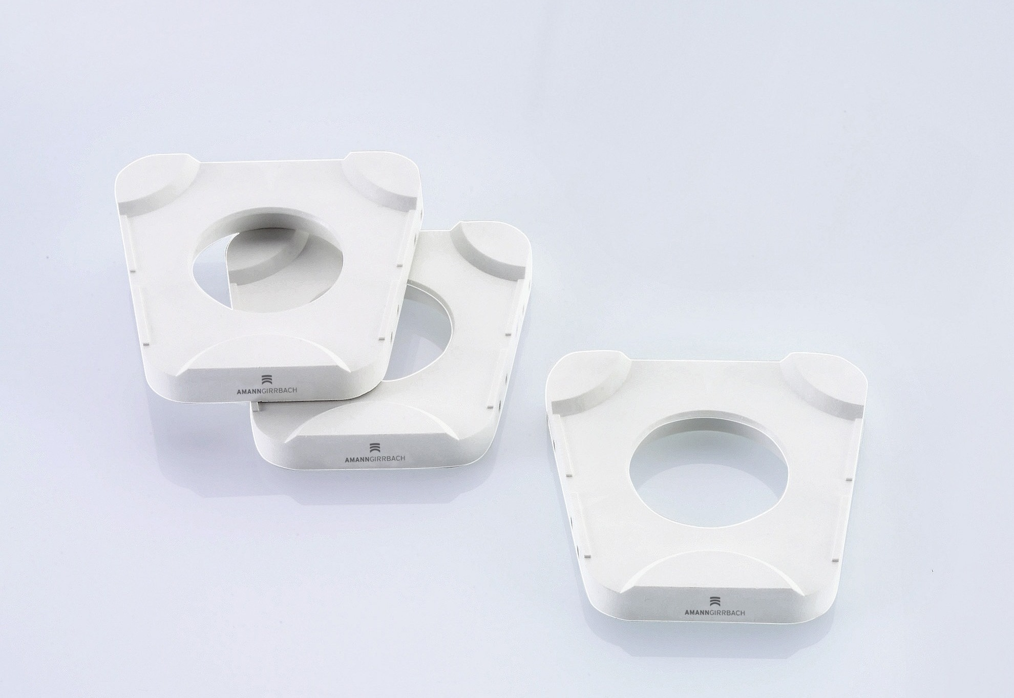 Splitex-Counter Plate 10 pcs (White)