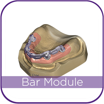 Exocad Bar Module MAIN