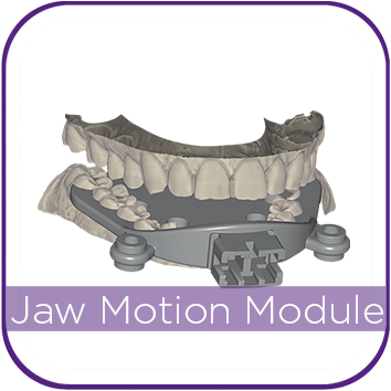 Exocad Jaw Motion Module MAIN