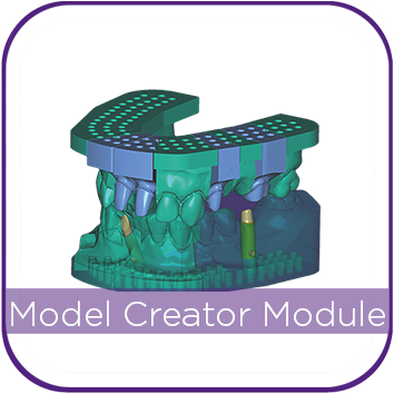 Exocad Model Creator Module MAIN