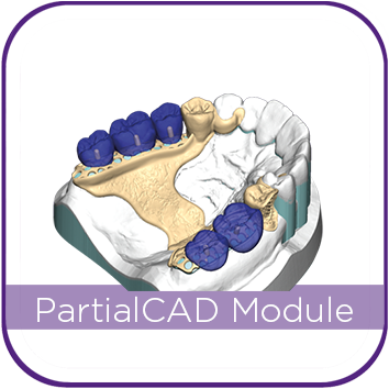 Exocad Partial Module MAIN