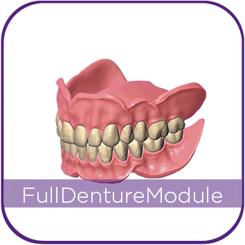 Exocad Full Denture Module MAIN