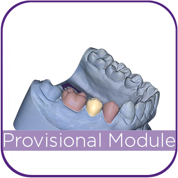 Exocad Provisional Module THUMBNAIL