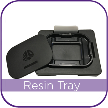 Resin Tray - ND 5100			 MAIN