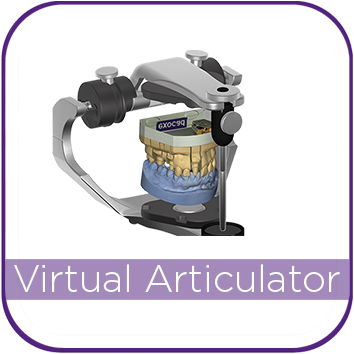 Exocad Virtual Articulator Module MAIN