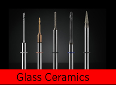 VHF - Milling Cutter - Glass Ceramics MAIN