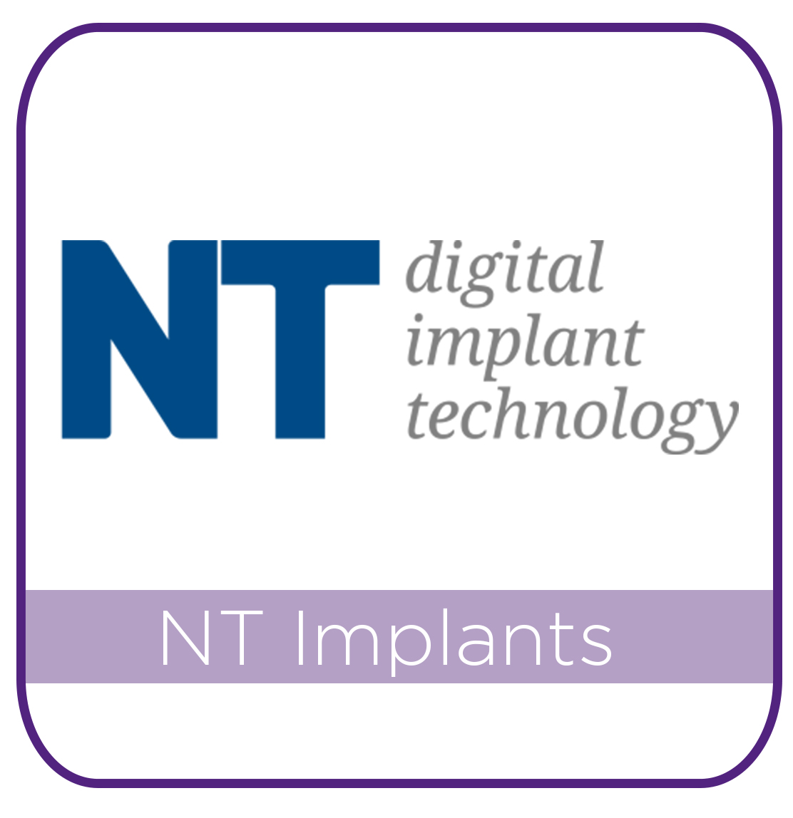 NT TRADING Implant Solutions