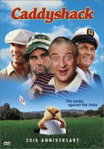 Buy Caddyshack DVD MAIN