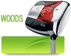Woods, Drivers, Golf Clubs