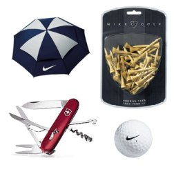 Buy Golfer's Survival Kit