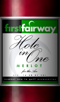 Buy Hole in 1 Merlot MAIN