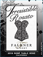 2019 Irresistible Rosato- Rosé Table Wine THUMBNAIL