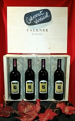 The Cabernet Vertical Holiday Package