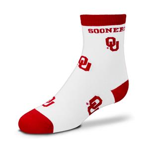 Oklahoma Sooners - All Over Pattern THUMBNAIL
