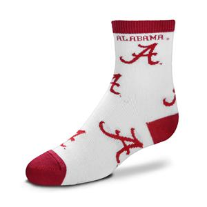 Alabama Crimson Tide - All Over Pattern THUMBNAIL