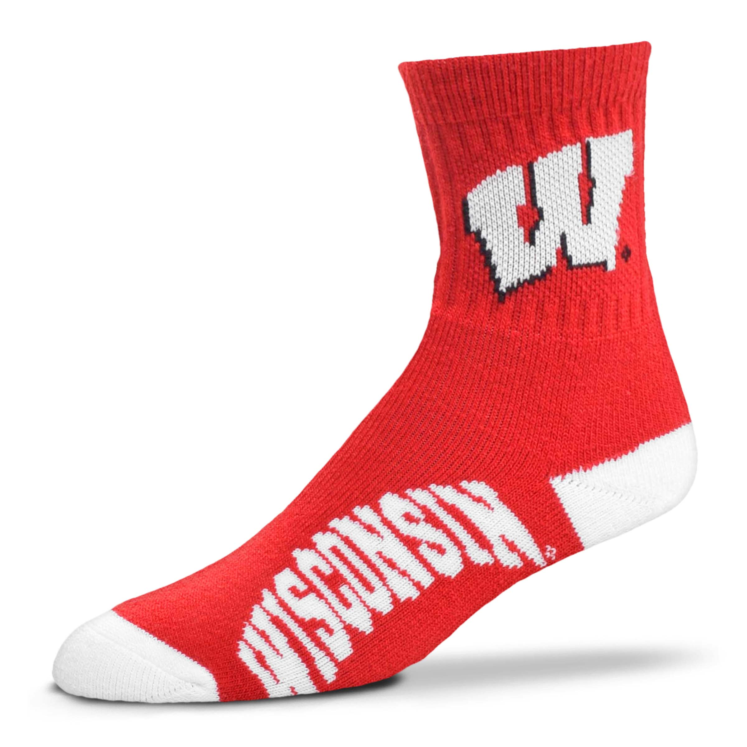 Wisconsin Badgers - Team Color THUMBNAIL