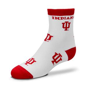Indiana Hoosiers - All Over Pattern THUMBNAIL