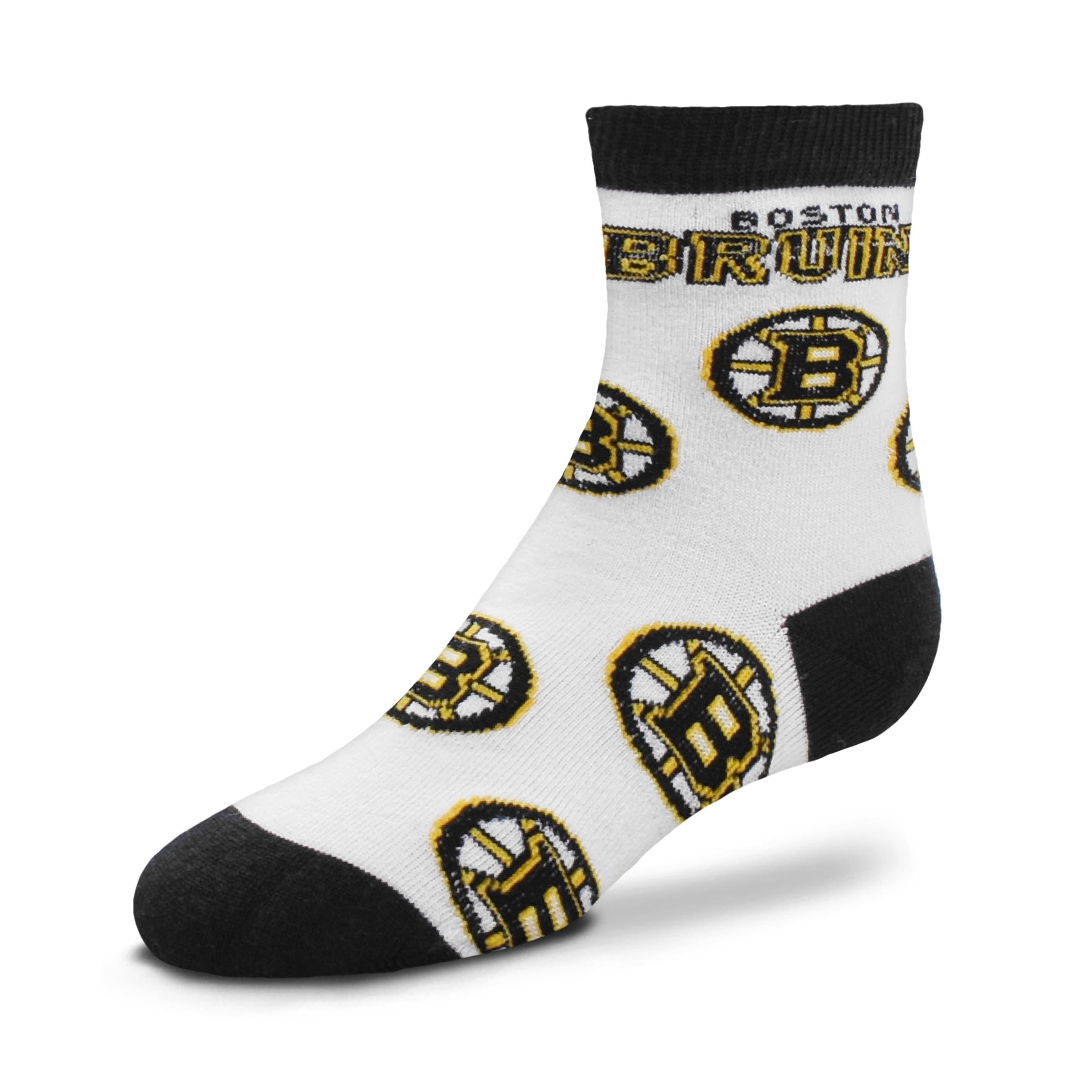 Boston Bruins - All Over Pattern_MAIN