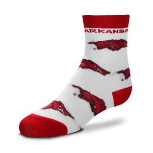 Arkansas Razorbacks - All Over Pattern THUMBNAIL