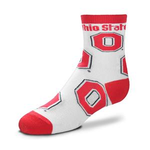 Ohio State Buckeyes - All Over Pattern THUMBNAIL