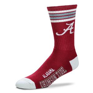 Alabama Crimson Tide - 4 Stripe Deuce THUMBNAIL