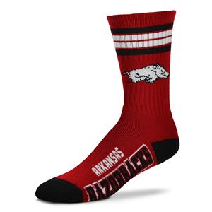 Arkansas Razorbacks - 4 Stripe Deuce THUMBNAIL