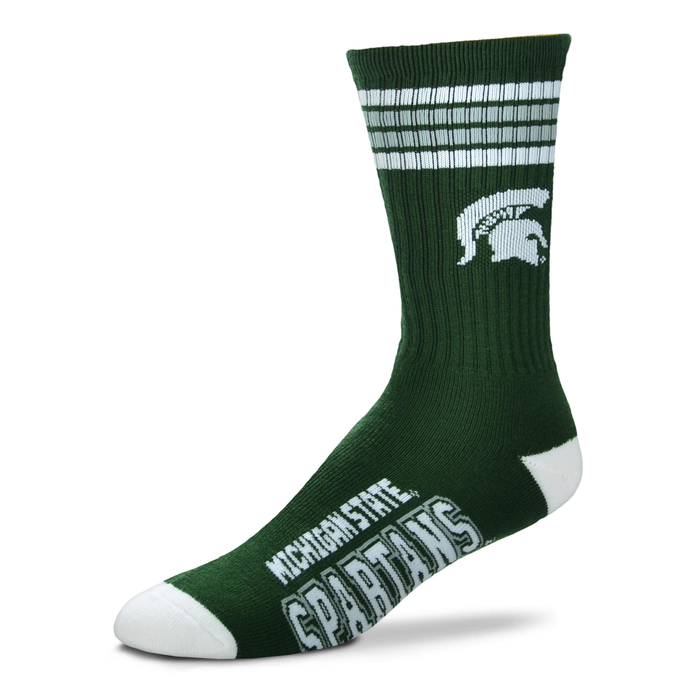 Michigan State Spartans - 4 Stripe Deuce MAIN