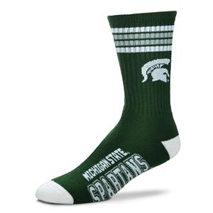 Michigan State Spartans - 4 Stripe Deuce THUMBNAIL