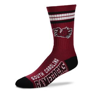 South Carolina Gamecocks - 4 Stripe Deuce THUMBNAIL