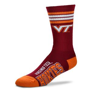 Virginia Tech Hokies - 4 Stripe Deuce THUMBNAIL