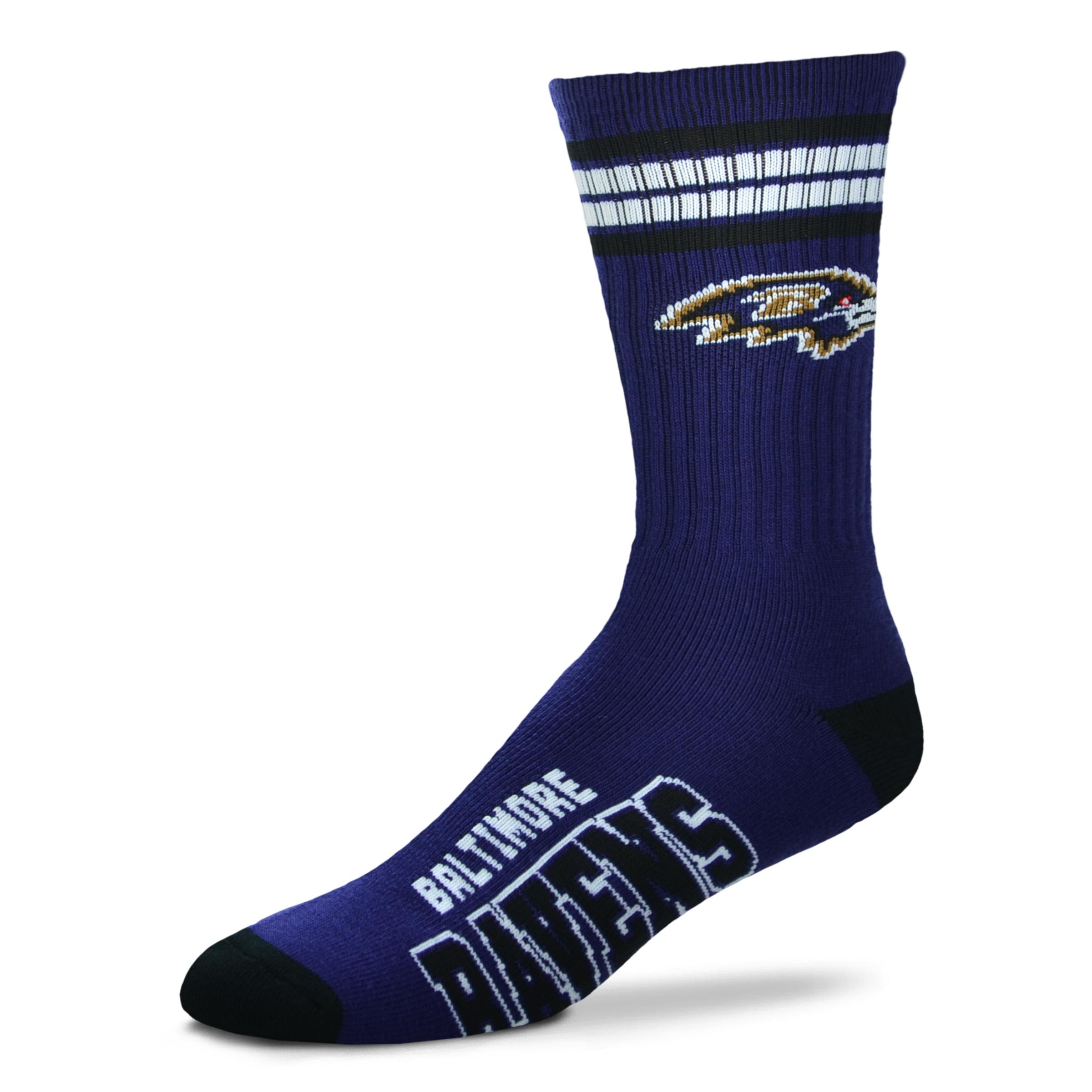 Baltimore Ravens - 4 Stripe Deuce_MAIN