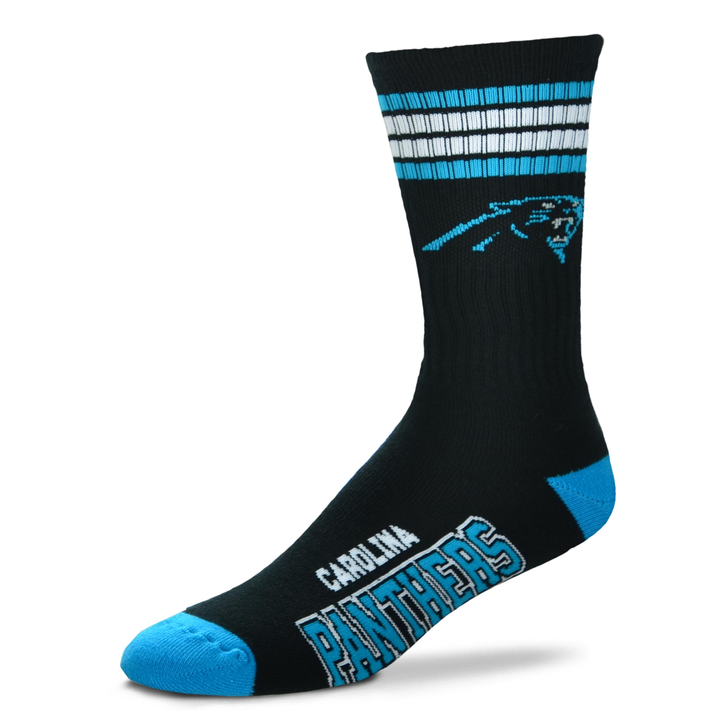 Carolina Panthers - 4 Stripe Deuce MAIN