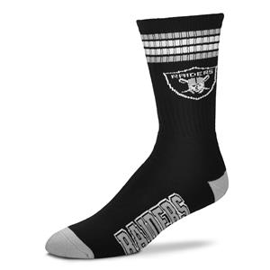 Oakland Raiders - 4 Stripe Deuce THUMBNAIL