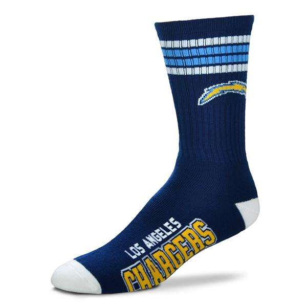 Los Angeles Chargers - 4 Stripe Deuce LARGE