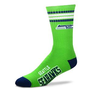 Seattle Seahawks - 4 Stripe Deuce THUMBNAIL