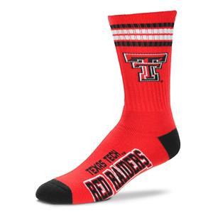 Texas Tech Red Raiders - 4 Stripe Deuce THUMBNAIL