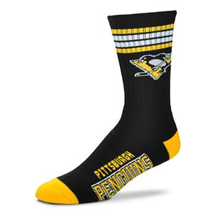 Pittsburgh Penguins - 4 Stripe Deuce THUMBNAIL