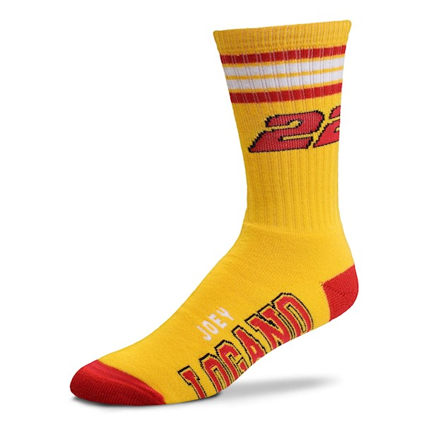 Joey Logano - 4 Stripe Deuce LARGE