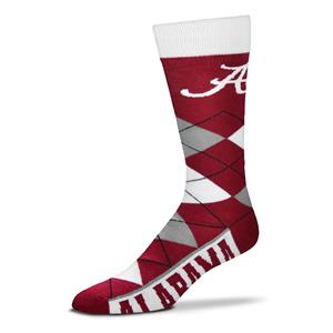 Alabama Crimson Tide - Argyle Lineup THUMBNAIL