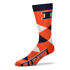 Illinois Fighting Illini - Argyle Lineup THUMBNAIL