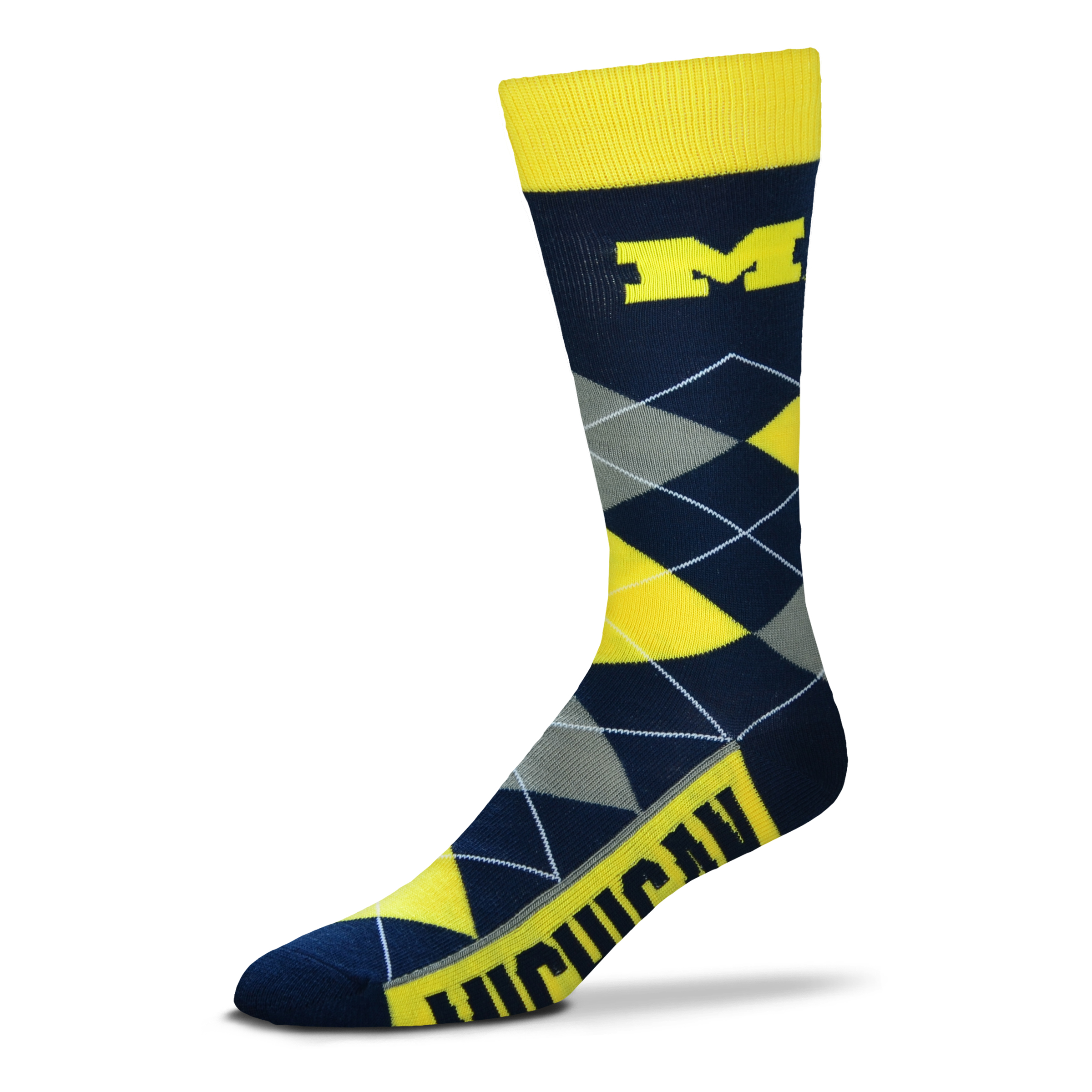 Michigan Wolverines - Argyle Lineup MAIN