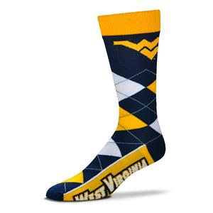 West Virginia Mountaineers - Argyle Lineup THUMBNAIL