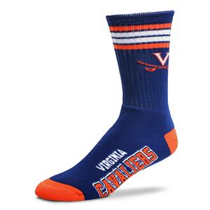 Virginia Cavaliers - 4 Stripe Deuce THUMBNAIL