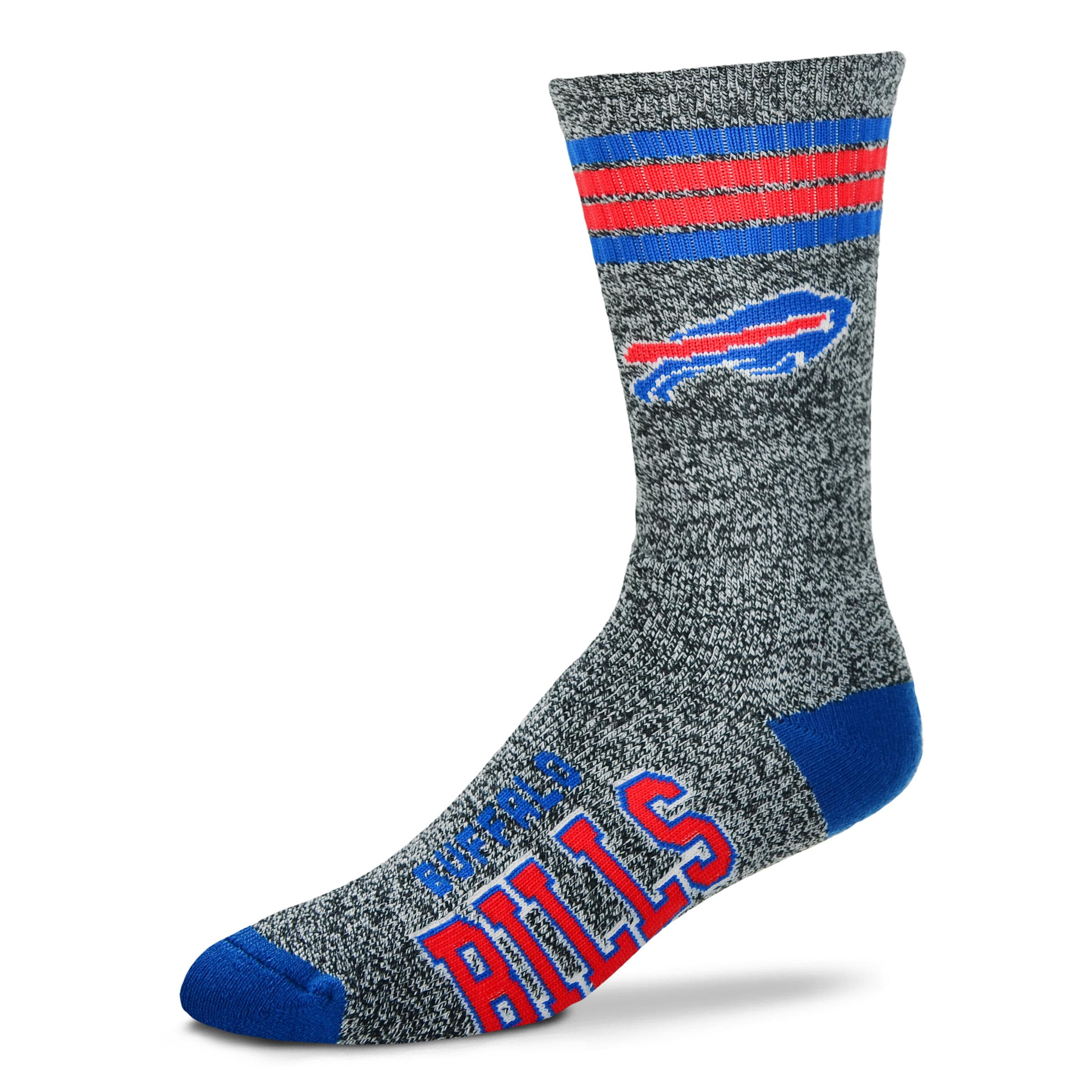 Buffalo Bills - Marbled 4 Stripe Deuce THUMBNAIL