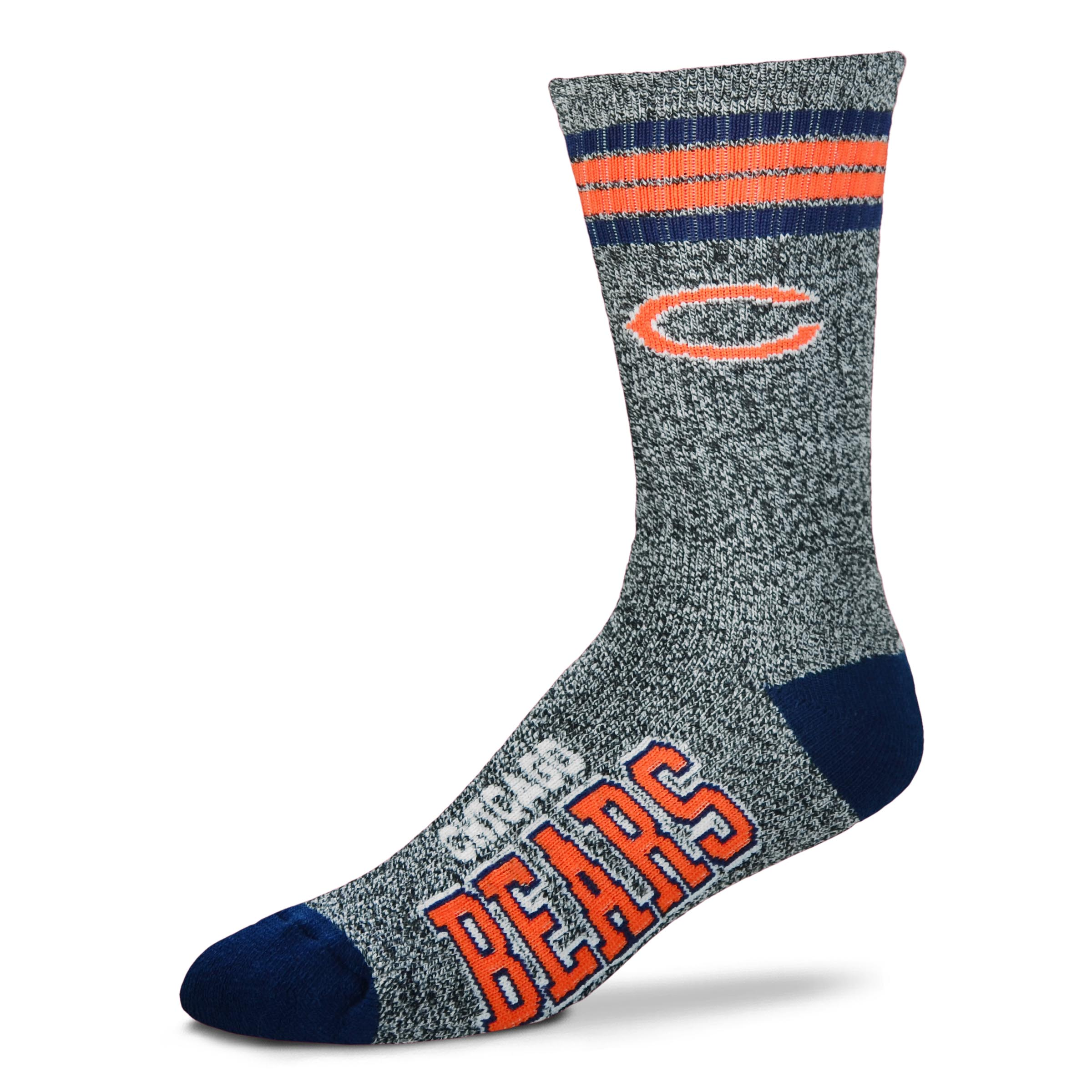Chicago Bears - Marbled 4 Stripe Deuce_THUMBNAIL